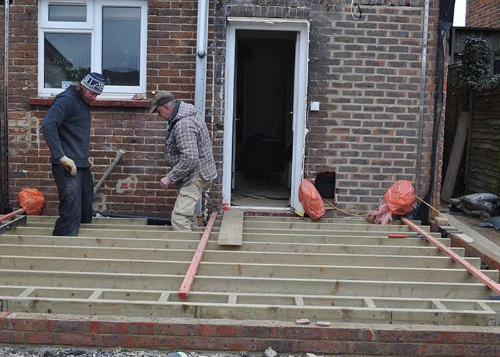 Extension Flooring
