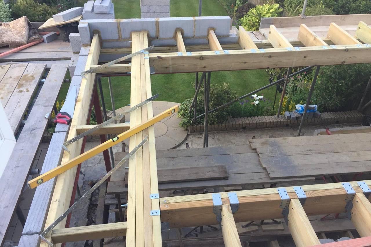Flat Roof Joists