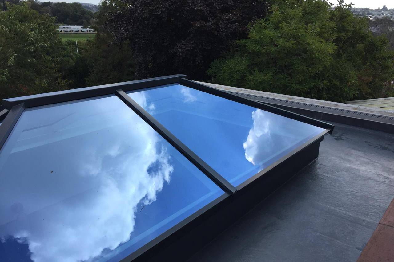 Roof Glass Ceiling