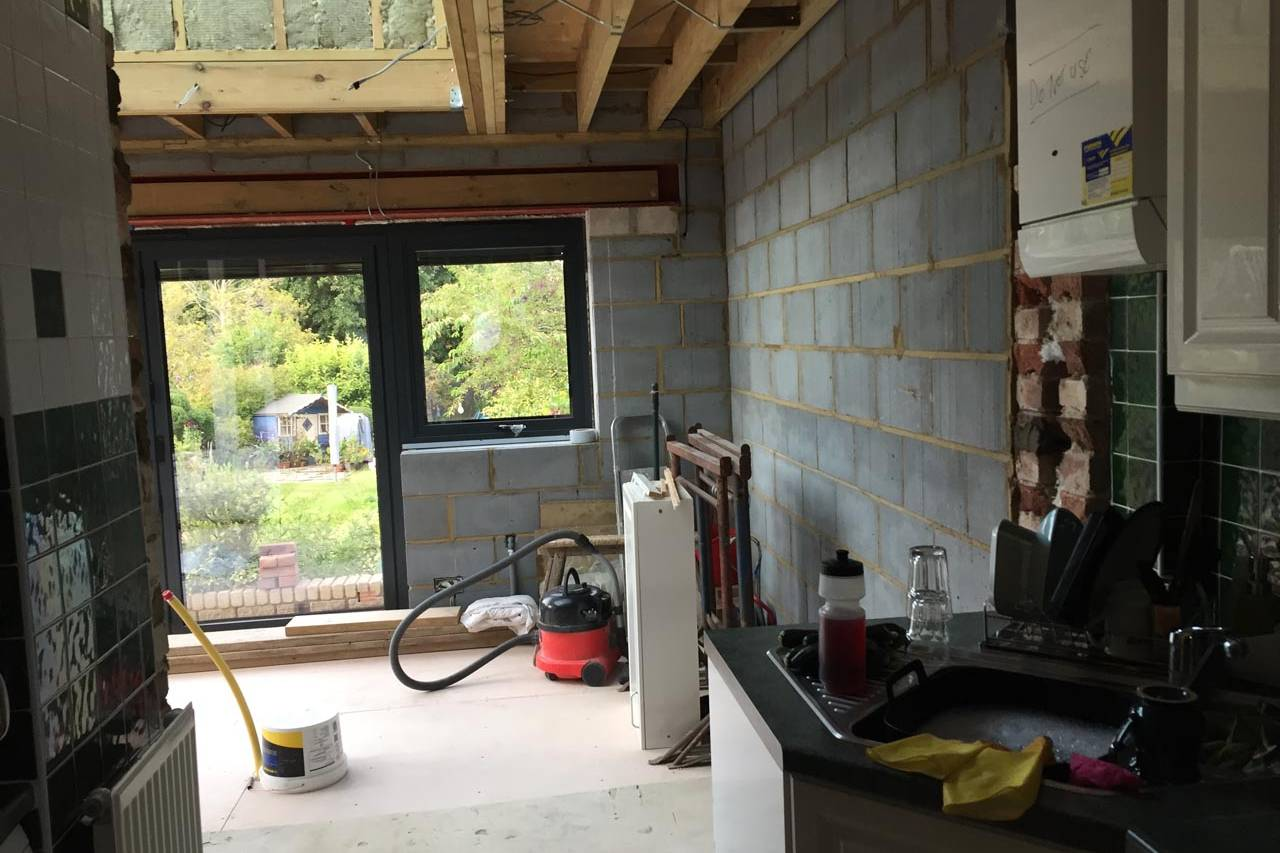 Utility Room View